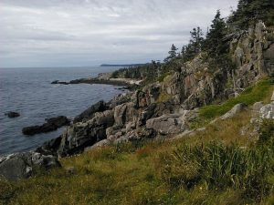 Downeast Maine Coast
